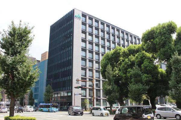 新JA熊本県会館