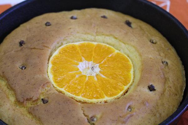 特別賞「米粉Deオレンジスパイスケーキ」