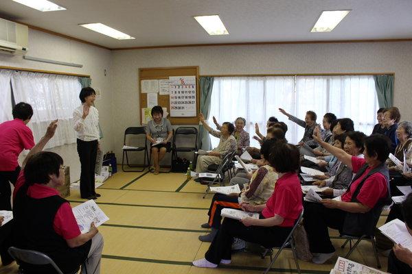 内村さんによる防犯対策講義
