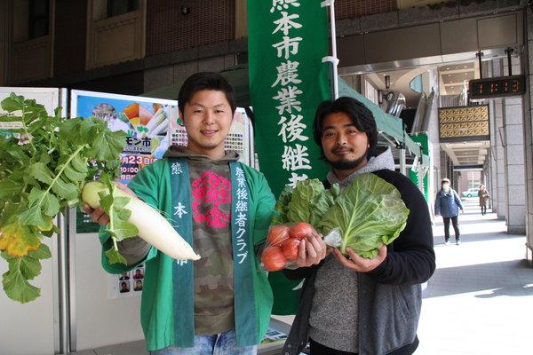 宮本会長と上野さん