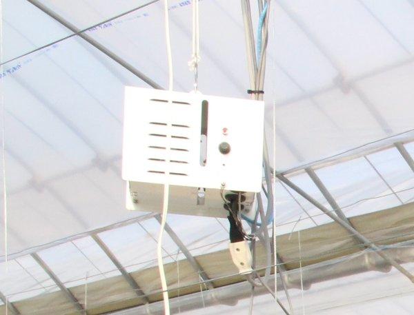 環境制御の装置